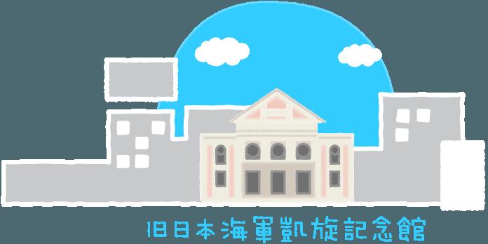 旧日本海軍凱旋記念館